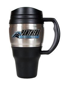 NFL Silver / Black Mugs