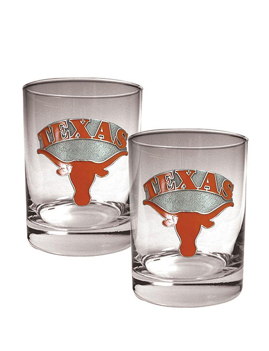 NCAA Clear Cocktail & Liquor Glasses Drinkware Sets Bar Accessories Drinkware NCAA