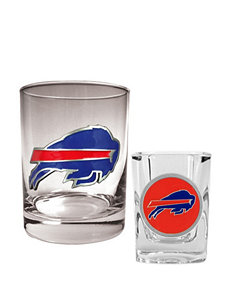 NFL Clear Cocktail & Liquor Glasses Drinkware Sets Drinkware NFL