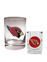 Arizona Cardinals 2-pc. Rocks & Shot Glass Set