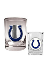 Indianapolis Colts 2-pc. Rocks & Shot Glass Set