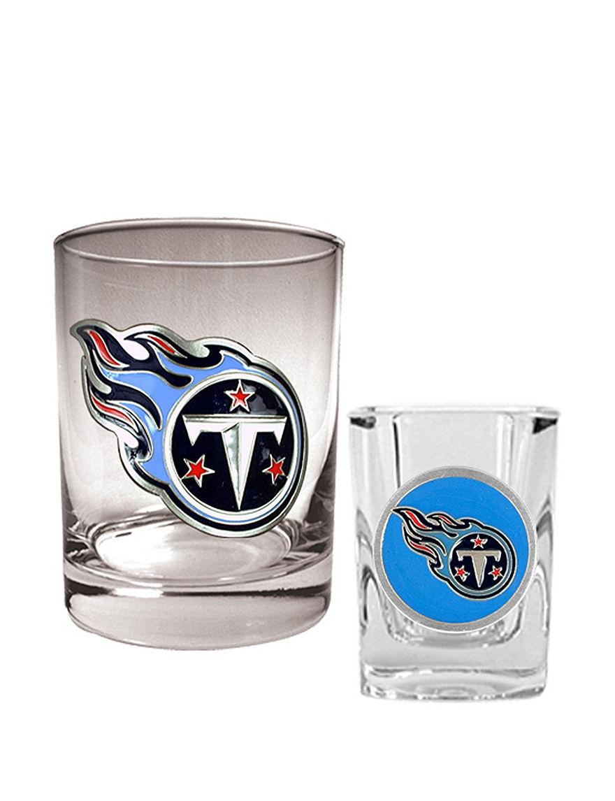 NFL  Cocktail & Liquor Glasses Drinkware Sets Drinkware NFL