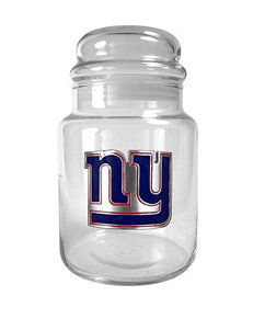 New York Giants Candy Jar