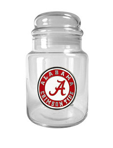 Alabama Crimson Tide Candy Jar