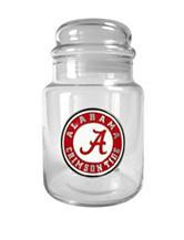 Alabama Crimson Tide Candy Jar