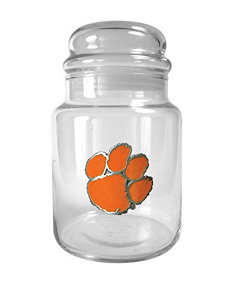 NCAA Clear Trays & Jars Kitchen Storage & Organization NCAA