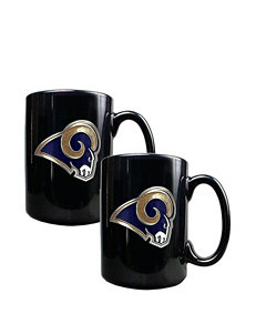 St. Louis Rams 2-pc. Coffee Mug Set