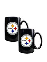 Pittsburgh Steelers 2-pc. Coffee Mug Set