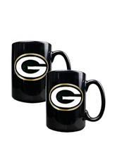 Green Bay Packers 2-pc. Coffee Mug Set