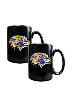 Baltimore Ravens 2-pc. Coffee Mug Set