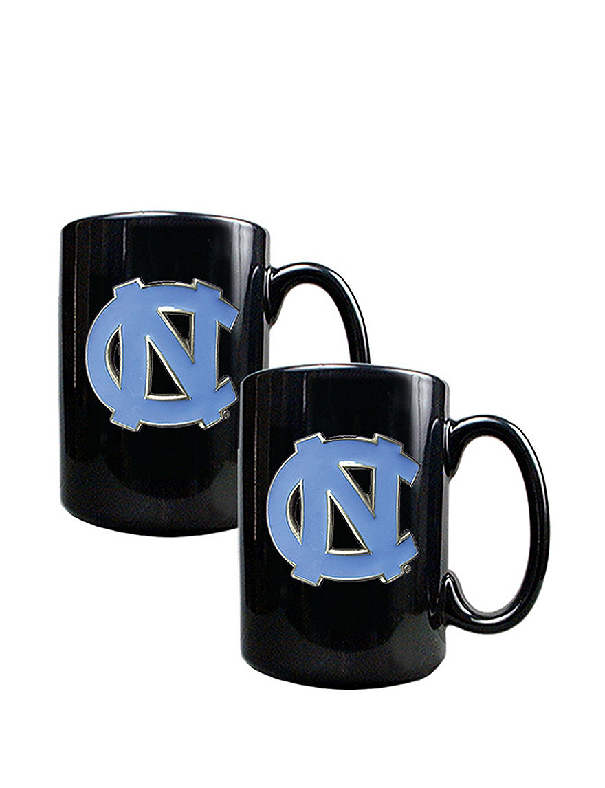 NCAA Black Drinkware Sets Mugs Drinkware NCAA