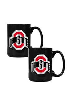 Ohio State Buckeyes 2-pc. Coffee Mug Set