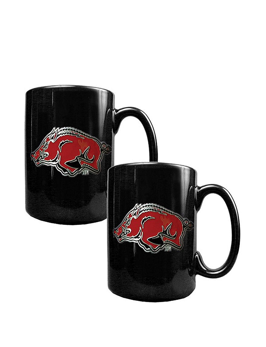 NCAA Black Mugs Drinkware NCAA