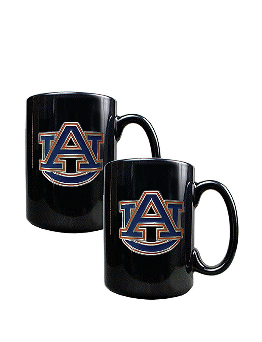 NCAA Black Mugs Drinkware NCAA