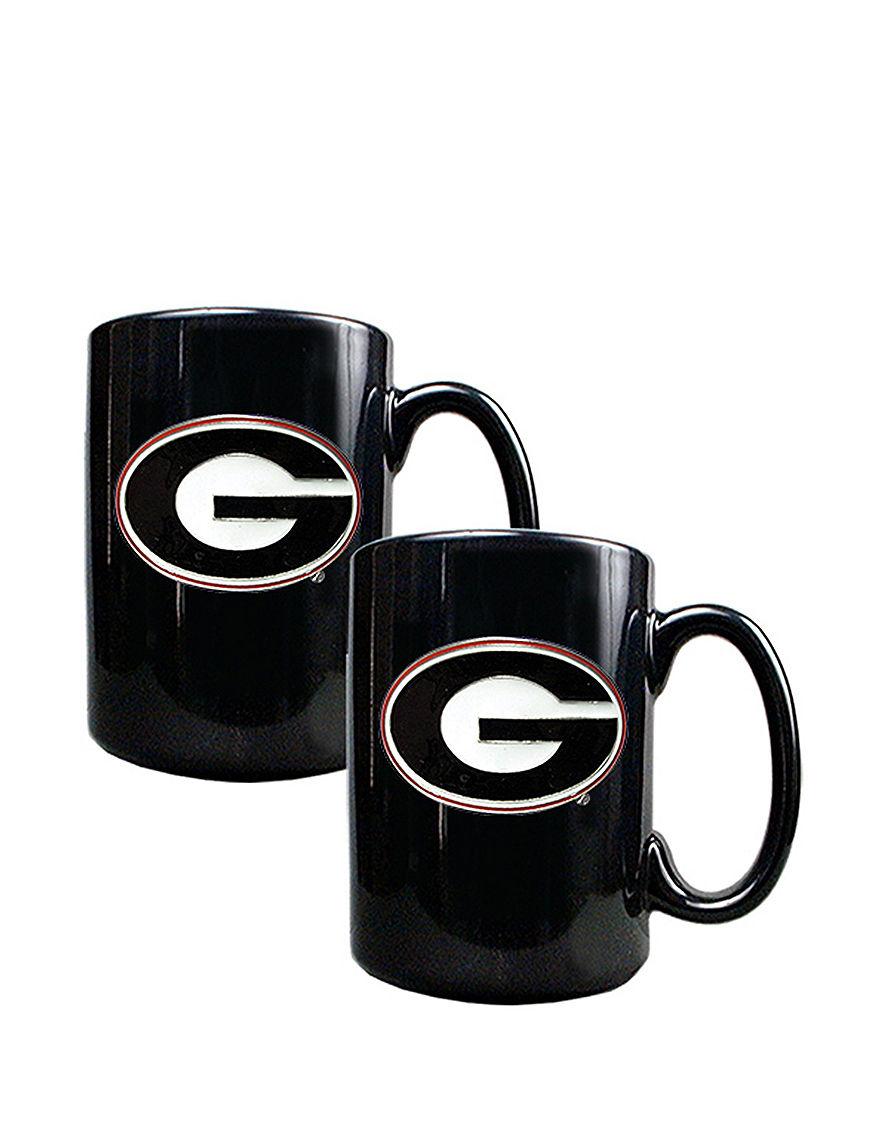 NCAA Black Mugs Drinkware NCAA Wall Decor