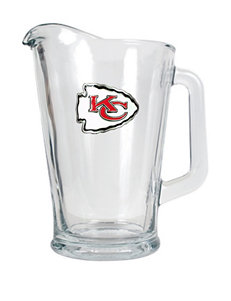 NFL White Pitchers & Punch Bowls