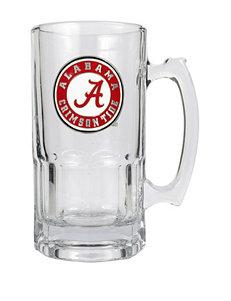NCAA Clear Mugs Drinkware NFL