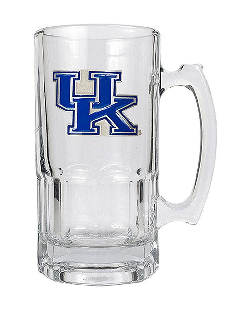 NCAA Clear Beer Glasses Mugs Drinkware NCAA