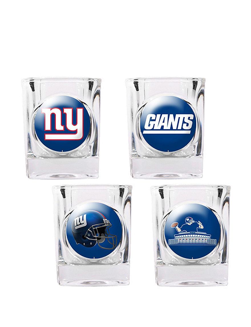 NFL Clear Drinkware Sets Drinkware NFL