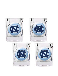 NCAA Clear Drinkware Sets Bar Accessories
