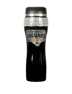 NFL Black Drinkware Sets Tumblers Drinkware NFL