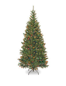 National Tree Company 7-ft. Aspen Spruce Tree With Multicolor Lights