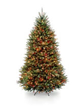 National Tree Company National Tree Company 6.5-ft. Dunhill Fir Tree With Multicolor Lights