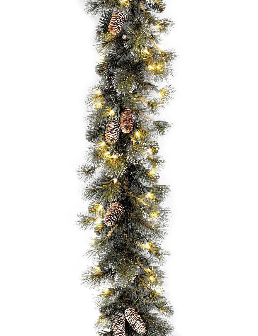 National Tree Company  Wreaths & Garland Holiday Decor