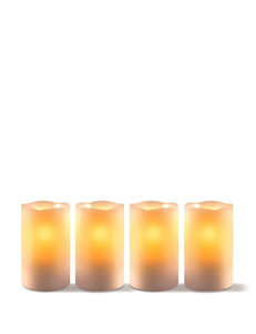 Order Home Collection 4-pc. Flameless Wax Candle Set