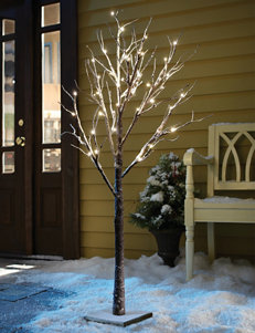 Order Home Collection 4-ft. LED Snow Capped Tree