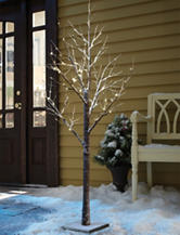Order Home Collection 6-ft. LED Snow Capped Tree