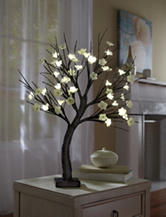 Order Home Collection 2-ft. LED Cherry Blossom Tree