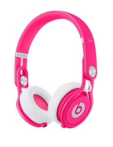 Beats by Dre Pink Headphones Home & Portable Audio