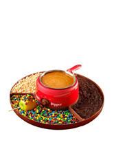 Nostalgia Electrics Caramel & Candy Apple Maker