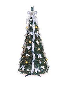 LB International 350 Light Pop Up Tree