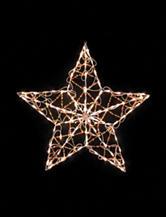 LB International 2D Iridescent Star