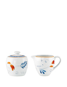 Gorham® Kathy Ireland Spanish Botanica Sugar & Creamer Set