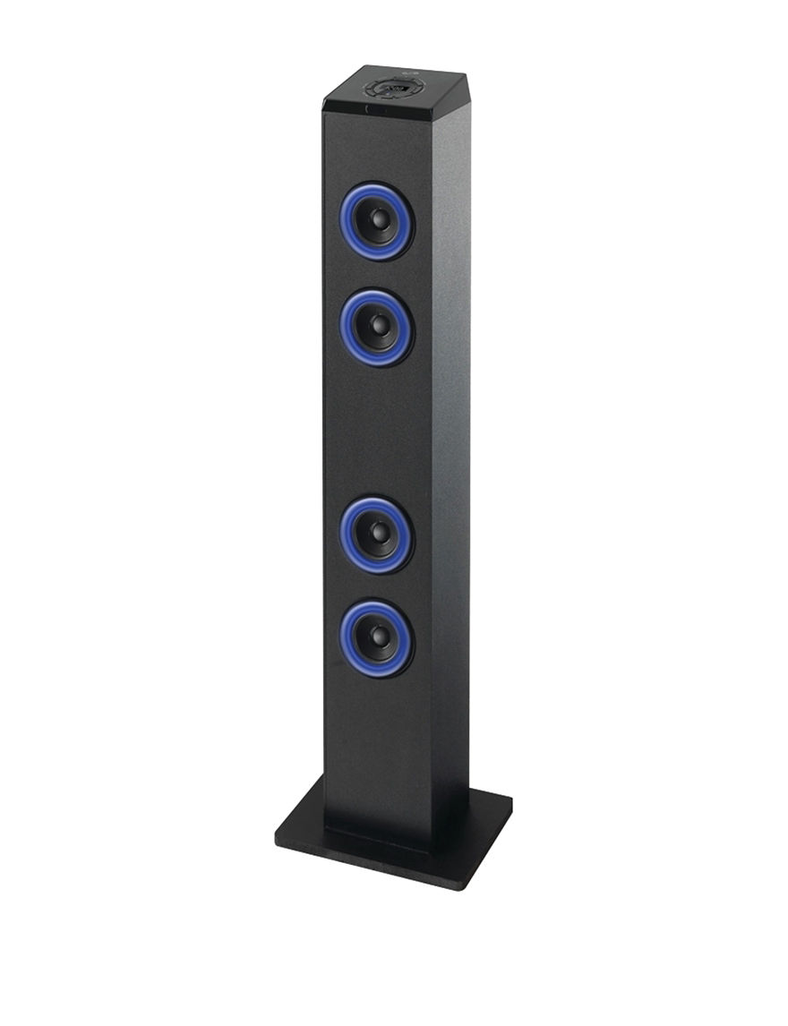ILIVE Blue  Speakers & Docks Tech Accessories