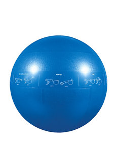GoFit 55-cm. Professional Blue Stability Ball