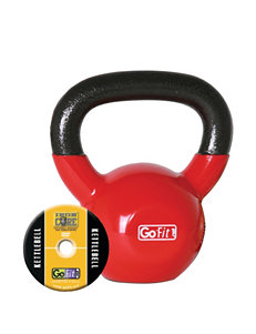 Red Fitness Equipment