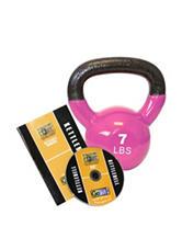 GoFit® 7-lb Magenta Kettlebell