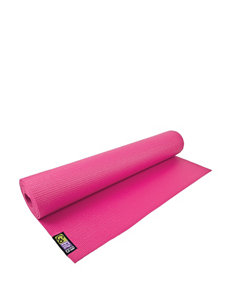 Pink Fitness Equipment