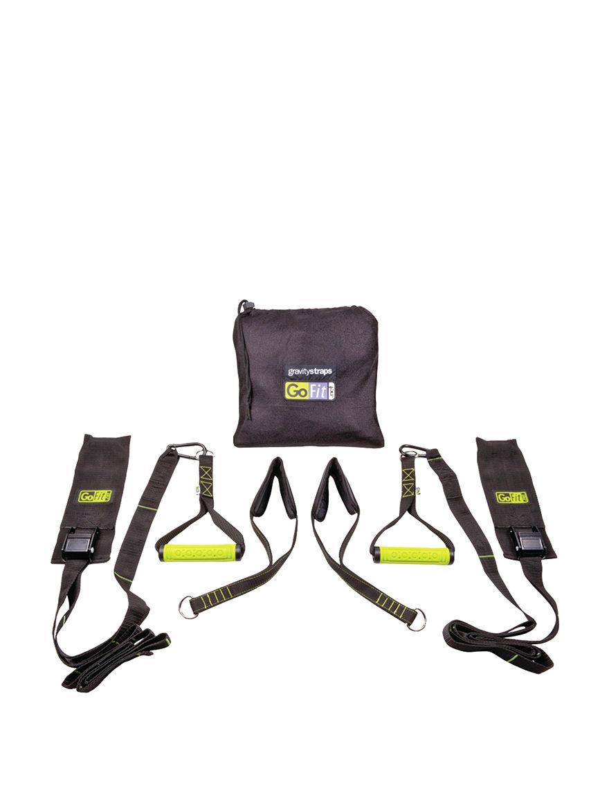 Black Fitness Equipment