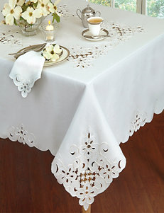 Home Wear White Table Cloths Table Linens