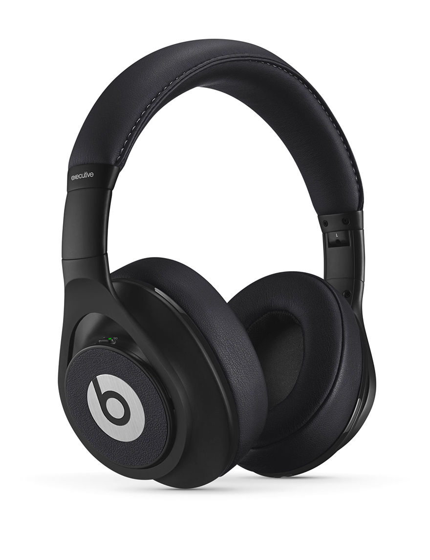 Beats By Dre Beats Executive Wired On-the-Ear Headphones - Black - Beats by Dre