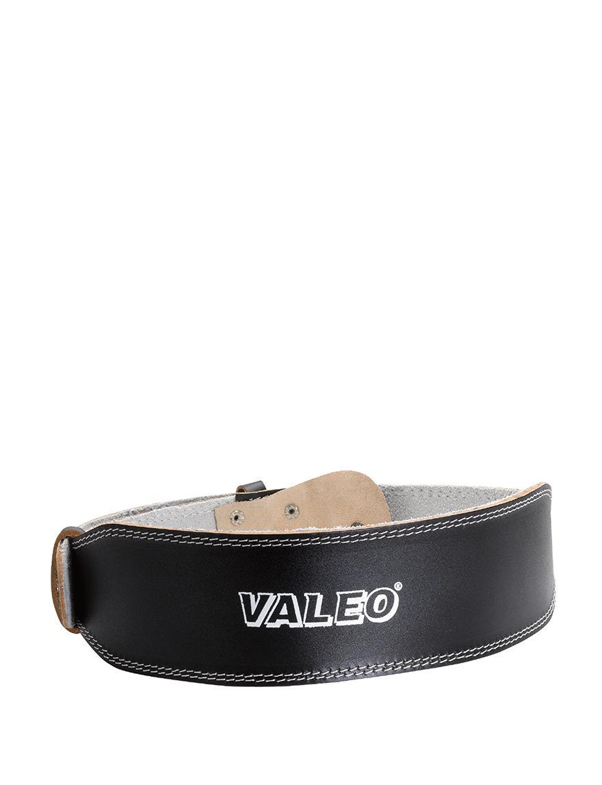 Valeo Black Fitness Equipment