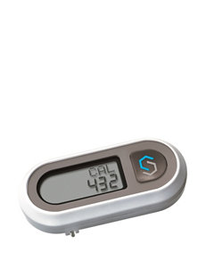 Sportline SIlver Pedometers Fitness Tech & Tracking
