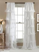 LushDecor Nerina Window Single  Curtain