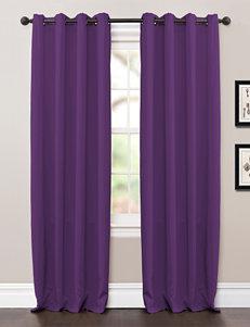 Lush Decor Purple Curtains & Drapes