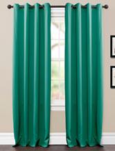 Lush Decor Solid Color 84-inch Jamel Window Panels